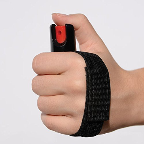 pepper spray for runners