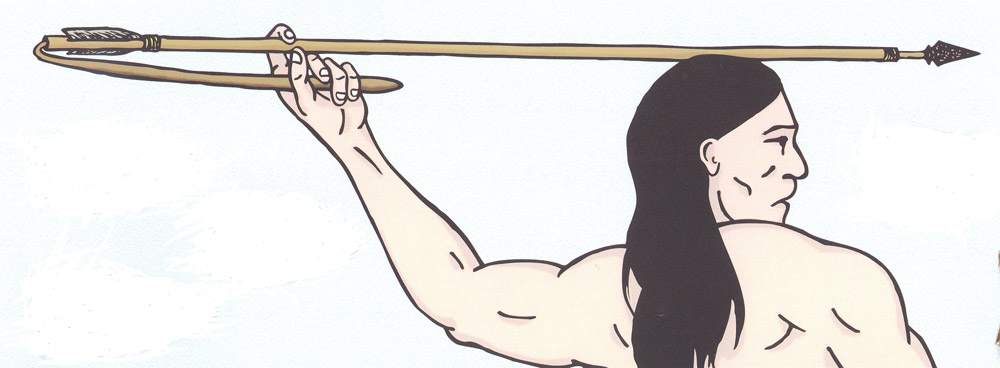 how to make an atlatl by Just Survival